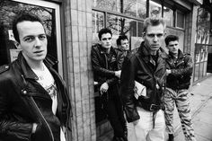 I'm all lost in the supermarket, I can no longer shop happily I came in here for that special offer, guaranteed personality I wasn't born so much as I fell out, nobody seemed to notice me.  -The Clash