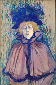 Toulouse-Lautrec and Jane Avril: Beyond The Moulin Rouge - The Courtauld Institute of Art Henri De Toulouse Lautrec, Renoir, Charles Angrand, Clark Art, Georges Seurat, Paul Cezanne, Claude Monet, French Art, Oeuvre D'art