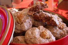 Ořechoví chrousti s čokoládou