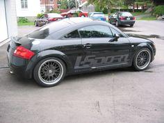 Audi TT R32