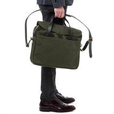 Filson Original Briefcase (Otter Green)