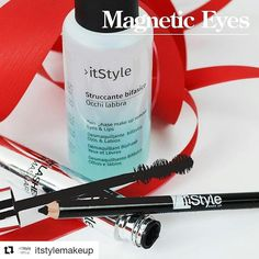 #Magneticeyes - le Must have #itStylemakeup pour vos soirées de #fêtes #crayon pour les yeux #waterproof • Art #Lashes #Mascara • Maquillage des #yeux et des #lèvres #Remover biphasique #makeup #eyes #beauty #girl #cute #photooftheday #beautiful #love #instagood #me #makeupartist #style #fashion #makeuptutorial #selfie #pretty #girls #smile #stylish #model #followme #swag #outfit #styles #gift #christmas #gift🎁 #merrychristmas #xmas