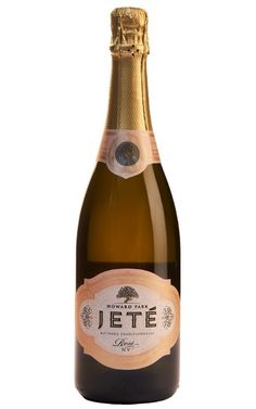 Howard Park Jete Methode Traditionelle Rose NV Mount Barker - 6 Bottles Wild Strawberries, Sparkling Wine, Red Berries, Pinot Noir, Freshly Baked, Wineries, Pink Fashion, Brewery, Families