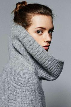 knitGrandeur: Trend Watch: Big Neck