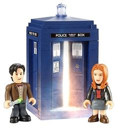 Doctor Who TARDIS Mini Construction Playset - Eleventh Doctor [parallel import goods] @ niftywarehouse.com