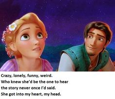"myshabrolins: ""This one's for the Tangled fans as requested by frayedwishes. X """