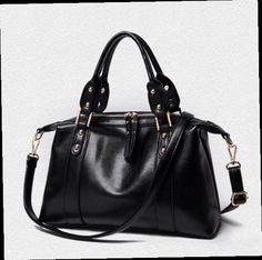 48.00$  Watch here - http://alirwo.worldwells.pw/go.php?t=32600027729 - Women Leather Handbags Female Classi Hobos Bag Neverfull Shoulder Bag For Ladies Crossbody Bags High Quality 2016 Bolsos Muje 48.00$