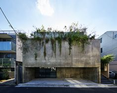 Gallery of House T / Suppose Design Office - 1 Japan Architecture, Architecture Details, Landscape Architecture, Concrete Wood, Terrace Garden, Light In The Dark, Building A House, Tokyo, Gallery