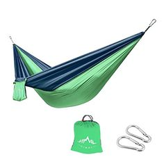 Features: [soft hammock]: high fiber breathable 210t nylon of 500-pound capacity, diversified color and soft to touch. [Durable hammock]: seamless triple #interl...