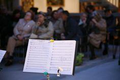 El color del sonido. 18 de marzo de 2015. Concierto: Ensemble de contrabajos dirigido por Jorge Muñoz