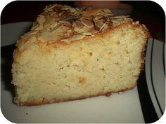 Mandel-Ricotta-Kuchen