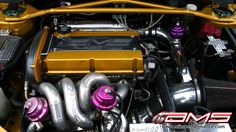 EVO 8 Motor
