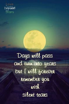 angels quote RIP Gone yet never I miss you
