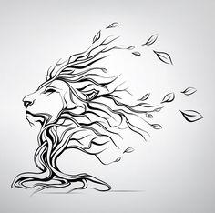 Geometric Tattoo design & Model for 2017 Image Description Afbeeldingsresultaat voor geometric lion tattoo tattoo designs ideas männer männer ideen old school quotes sketches Kunst Tattoos, Leo Tattoos, Tatoos, Lion Head Tattoos, Cool Arm Tattoos, Tattoos Skull, Maori Tattoos, Face Tattoos, Future Tattoos
