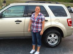 Turnpike Ford wishes to thank Shelly Pettry for her business 😉👍