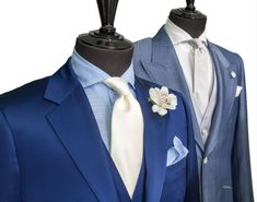 Create your perfect wedding suit at Tailor Made London.