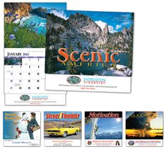 "It's not too late to get your 2013 Wall Calendars. One of our most effective advertising tools, calendars remain in front of your client for a full year! We have over 61 ""styles"" to choose from. Starting at just $1.20 each, for 500 pcs, it's hard to find a better ROI item. Give us a call at 516-767-9280 or contact us at info@joyproducts.com to find out how to get your company logo on these great catalogs!"