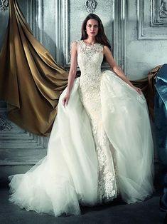 Balletts Bridal - 25882 - Wedding Gown by Demetrios - Wedding Gown
