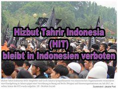 Hizbut Tahrir bleibt in Indonesien verboten Jakarta, Movies, Movie Posters, Indonesia, Films, Film Poster, Cinema, Movie, Film