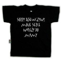 Koszulka dziecięca - Sorry dziewczyny z FamilyInBlack.pl