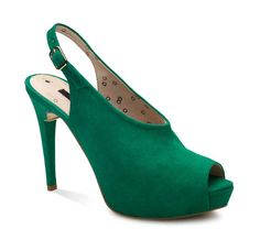 Colorfully Feminine Footwear : Angel Azorin for Novo