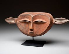 Unidentified Artist, African (Democratic Republic of the Congo, Pende people) :: David Owsley Museum of Art Collection