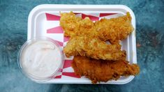 Chicken Strips from Butchies London
