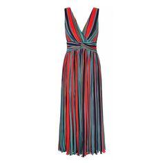 boden pleated stripe dress 800