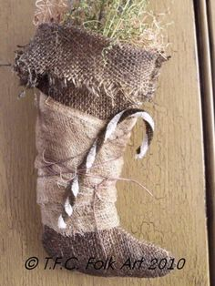 Prim Stocking
