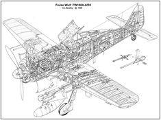 FockeWulf FW190A6R2.jpg 591×440 pixels