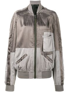 ¡Cómpralo ya!. Haider Ackermann - Panelled Bomber Jacket - Women - Cotton/Rayon - XS. Green cotton blend panelled bomber jacket from Haider Ackermann. Size: XS. Gender: Female. Material: Cotton/Rayon. , chaquetabomber, bómber, bombers, bomberjacke, chamarrabomber, vestebomber, giubbottobombber, bomber. Chaqueta bomber  de mujer color verde de HAIDER ACKERMANN.