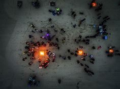 "artbyart_la: ""Bone fire after the #surfcityusa #huntingtonbeach #instameethb #drone #californiaholics #djiphantom3 #djiglobal #dji"""