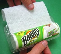 Bounty to Go Paper Towels