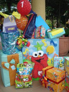 Elmo bebe, Plaza Sesamo bebe