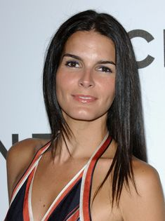 dark and straight and shiny! angie harmon model photos - Google Search