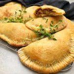 Mexicanske pirogger – Perfekte til madpakken Empanadas, Easy Cooking, Scones, Apple Pie, Tapas, Buffet, Grilling, Lunch Box, Brunch