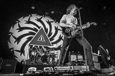Chris Cornell performing with Soundgarden