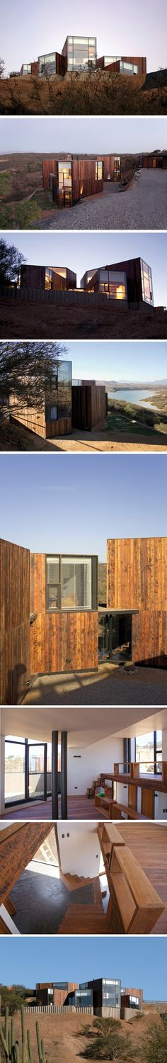 CGM House par Ricardo Torrejon Schellhorn - Journal du Design