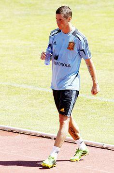 Fernando Torres. Spain national team.