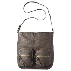 Looking for a new bag. Mossimo Supply Co. Brown Cargo Messenger Handbag