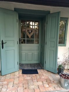 Prolific changed country home decor ideas This Site Forest House, Handmade Home Decor, Windows And Doors, House Colors, My Dream Home, Decorating Your Home, Farmhouse Style, Building A House, House Plans