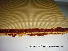 Prajitura cu foi de napolitane – Culoare si Arome Cheesecake, Desserts, Food, Tailgate Desserts, Deserts, Cheesecakes, Essen, Postres, Meals