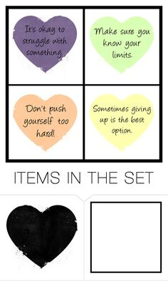 """""""Happy Hearts #35"""" by yandereotaku ❤ liked on Polyvore featuring art"""