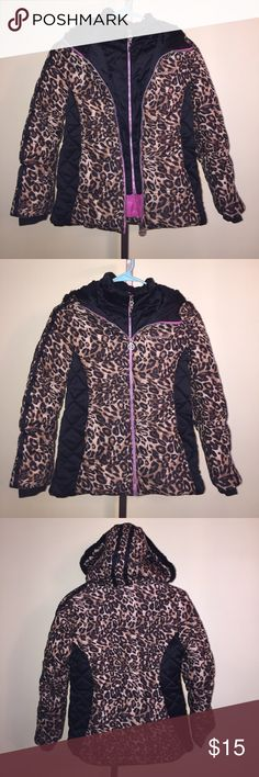 Girls ZeroXposur brand winter coat size 10/12. This is a girls winter coat size 10/12. It has been worn some and is in good shape. If you have any questions please let me know. Thanks! ZeroXposur Jackets & Coats