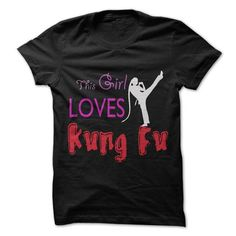 Cool #TeeForKung Fu Kung Fu Shirt Women - Kung Fu Awesome Shirt - (*_*)