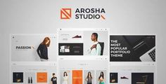 Download and review of Arosha - Creative Minimal WordPress Theme, one of the best Themeforest Creatives themes {Download & review at|Review and download at} {|-> }http://best-wordpress-theme.net/arosha-creative-minimal-download-review/