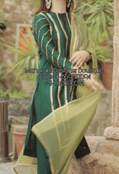 Trouser Suits For Ladies Prices Sleeves Designs For Dresses, Fancy Blouse Designs, Stylish Dress Designs, Simple Pakistani Dresses, Pakistani Dress Design, Designer Party Wear Dresses, Kurti Designs Party Wear, Designer Punjabi Suits, Indian Designer Wear
