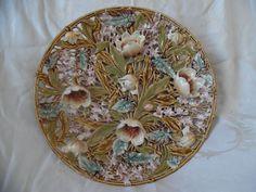 ZSOLNAY PECS 1880/38CM VERY RARE HUNGARY Hungary, Decorative Plates, Ebay