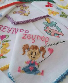 Diy And Crafts, Baby Shower, Embroidery, Blanket, Pillows, Crochet, Cute, Crochet Heart Patterns, Cross Stitch Samplers