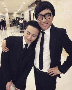 GD and MyungSoo